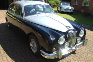 LHD JAGUAR Mk II 3.4 - ABSOLUTELY BEAUTIFUL Mk 2 - THE BEST Mk11 - JUST L
