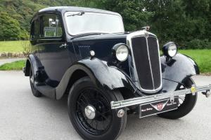 s1 Morris Eight Fully restored, stunning car inside and out