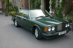 1991 BENTLEY TURBO R 6.75 Litre V8 collectors car, Weddings and Prom