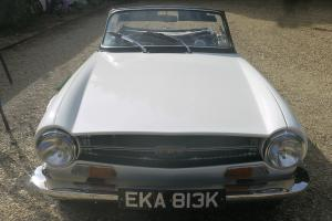 Triumph TR6 1971  Photo