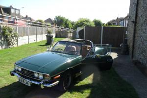 Triumph Stag 1976  Photo