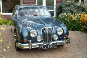jaguar mk2  Photo