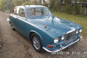 Jaguar 420 (Rare manual
