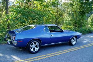 1974 AMC JAVELIN AMX.. 360 CI V8.. 4-SPEED.. ONE OF THE BEST YOU WILL FIND ..