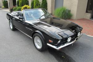 V8 Volante, 5-speed manual, European Bumpers, Fully Serviced...
