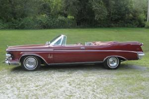 1963 Chrysler Convertible Imperial Crown 6.8L