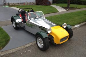2001 Caterham Lotus Seven Super 7