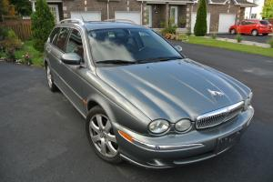 Jaguar : X-Type Wagon Photo