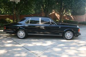 88 BENTLEY MULSANNE S BOOKS RECORDS SERVICED GA CAR NO RUST NONSMOKER LOW MILES