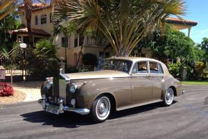 1959 Silver Cloud Sand over Sable tan interior EXCELLENT condition Photo
