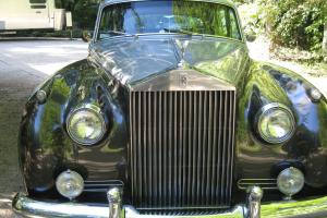 1957 ROLLS ROYCE SILVER CLOUD Photo