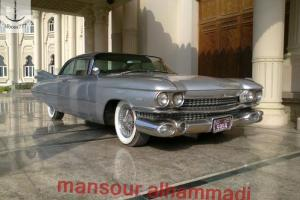 1959 Cadillac Sixty Two series sport coupe