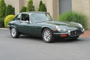 E-type V-12 Coupe - Restored - Hot Rod - Very Fast and Fun...