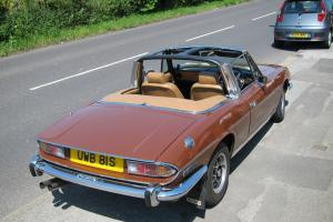 1978 Automatic Triumph Stag 3.0L V8 (Russet Brown)