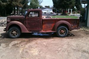 1947 Diamond T 201 Truck Pick Up