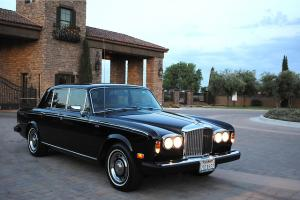 1978 Bentley T2 Silver Shadow Stunning original 2 owner Cal car fully documented