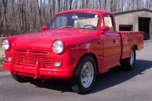 1965 datsun pick up street rod hot rod pro street drag truck