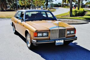 1982 Rolls Royce Silver Spirit Photo