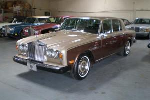 1978 Two owner rolls Royce Silver Shadow that looks as good as she drives.