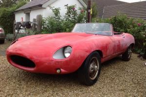 JPR Wildcat Jaguar E-Type Replica  Photo
