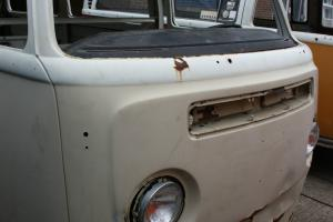 Original 1971 bay window sun roof model