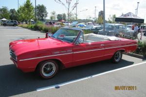 1964 BUICK SPECIAL CONVERTIBLE CUSTOM CRUISER