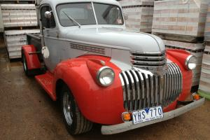 Chev Pick UP HOT ROD Hotrod RAT ROD 1940 1941 in Goulburn, VIC  Photo