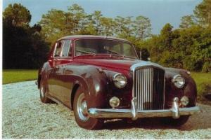 1961 Bentley S2 4-Door Saloon