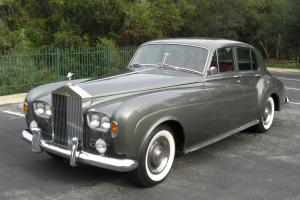 1965 ROLLS ROYCE SILVER CLOUD III LHD Sedan Two famous previous owners