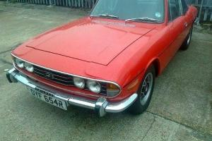 Triumph Stag 3.0 PETROL AUTOMATIC 1976/R  Photo