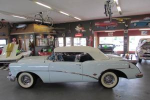 1954 Buick Skylark Convertible, National Show Winner, Celebrity Heritage