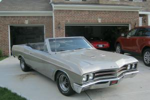 1967 Buick GS400 Convertible Muscle car