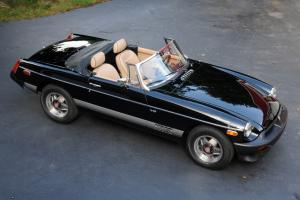 1979 MGB Limited Edition MGB Roadster V8