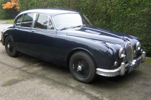 1964 JAGUAR MK11  Photo