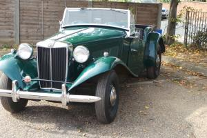 MG TD 1952  Photo