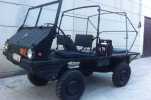 Steyr Puch Haflinger 710 Photo