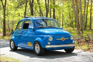 1975 Fiat 500R - Abarth 595 SS Tribute