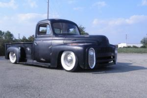 1950 International truck-rat rod hot rod low rider chevy ford dodge 51,52,53,54