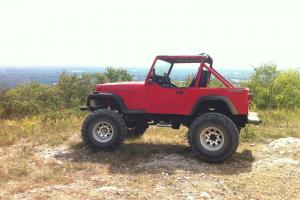 1989 Jeep Wrangeler YJ...Rock Crawler..Mud Buggy