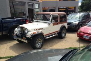 Original 1984 Jeep CJ-7 Laredo