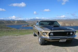 1969 Ford Mustang Mach1 428 SCJ