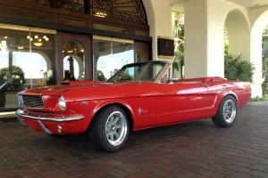 Ford Mustang 1966Convertible --GT 350 Resto Mod-