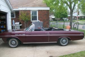 1964 buick special convertable super nice rust free stored under cover