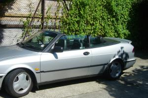 Saab NG 900se Turbo Convertible, T-9 Abbott Racing Conversion 260bhp