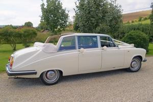 Daimler DS420 seven 7 seater limousine Landaulette  Photo