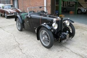 1935 MG PA Supercharger  Photo