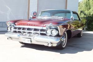 1959 Chrysler Imperial Southhampton Crown 413 Wedge Survivor