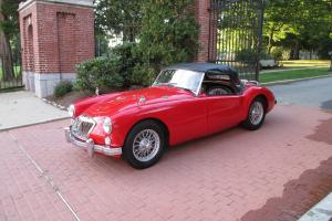 1962 MGA MK II Photo