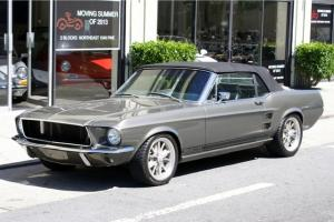 Restomod, factory 390 GT, Marti Report, everything new, modified, or custom