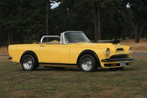 1967 Alpine Sunbeam Tiger Convertible For Sale Worldwide like Mg Mgb Mini Cooper
